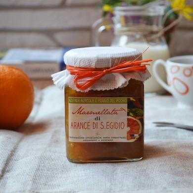Marmellata di arance S.Egidio