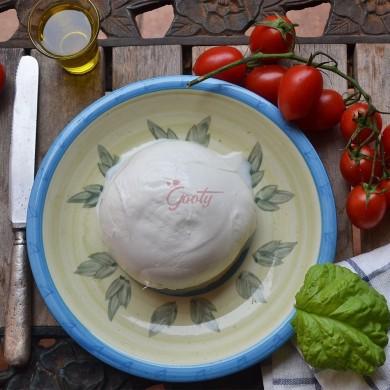 Mozzarella di Bufala Dop Biologica Senza Lattosio