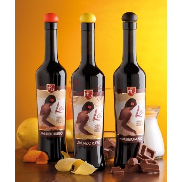 """""""Lei"""" - Crema di Liquore al cioccolato"""