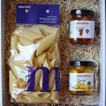Box Pasta e Pomodorini del Piennolo D.O.P.