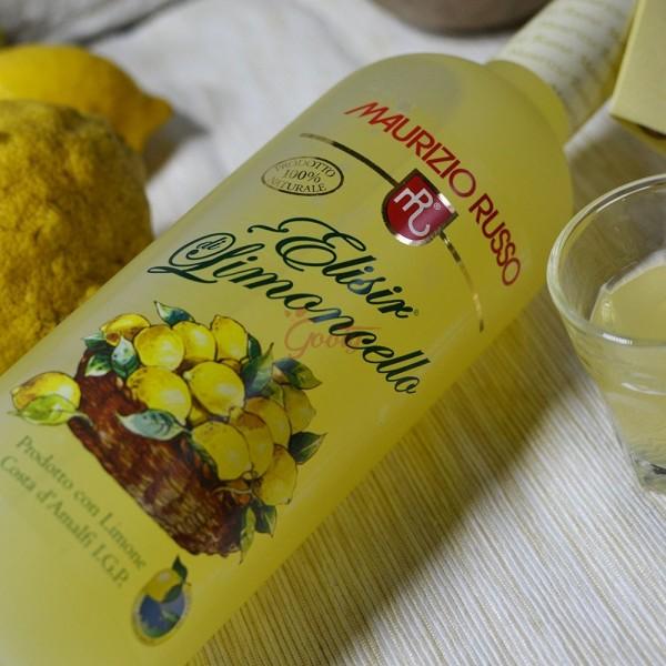 Limoncello - Elisir di limone
