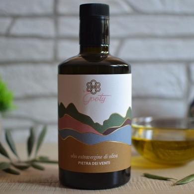 Extra virgin olive oil hills of Salerno