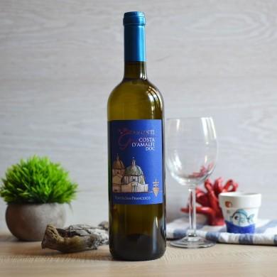 Costa D'Amalfi Tramonti Bianco Doc - Tenuta San Francesco