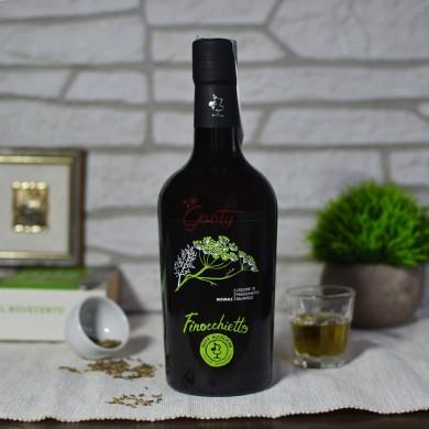 """Liqueur of fresh wild fennel """"Note Alcoliche"""""""