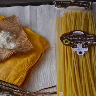 """Pasta di Gragnano """"Spaghetti"""" I.G.P."""