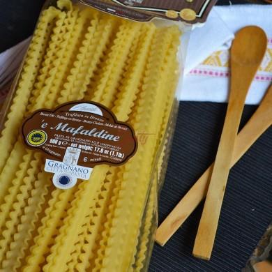 """Pasta di Gragnano """"Mafaldine"""" I.G.P."""