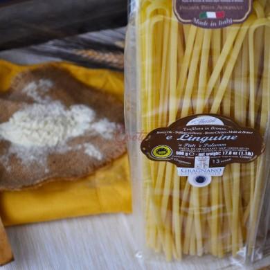 """Pasta di Gragnano """"Linguine"""" I.G.P."""