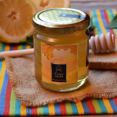 I.G.P. organic lemon honey of Amalfi coast