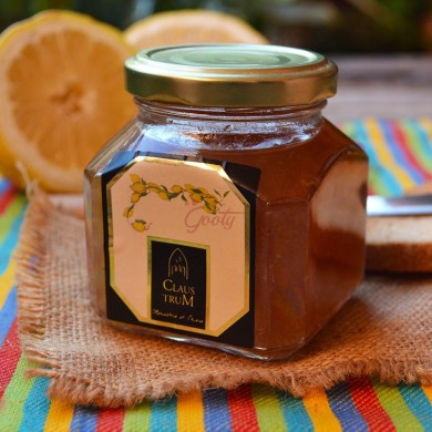 I.G.P. Lemon marmalade of Amalfi Coast