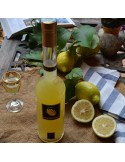 Limoncello from I.G.P. Lemons of Amalfi Coast