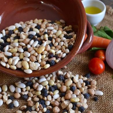 Zuppa di legumi del Fortore