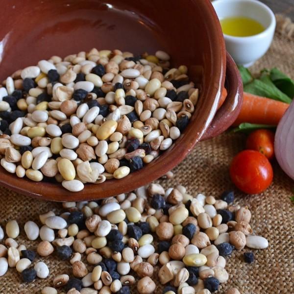 Zuppa di legumi del Fortore Bio