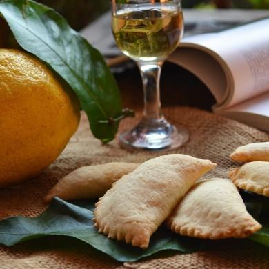 Mezzelune di S. Chiara al limone