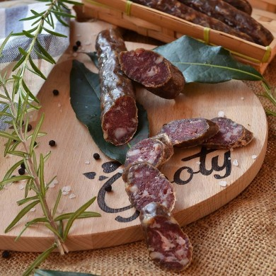 Boar cigars of Cilento