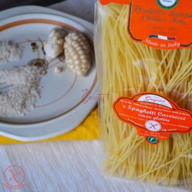 Spaghetti senza glutine di Gragnano