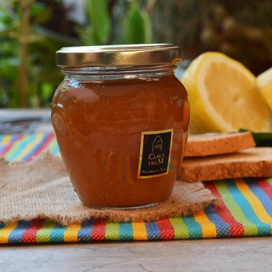Citrus Marmalade of Amalfi Coast (lemon and orange)