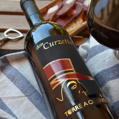 "Cru di Aglianico D.O.C. ""Don Curzetto"""