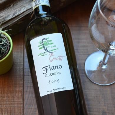 Fiano di Avellino D.O.C.G. - Azienda agricola Le Vigne di Rosa