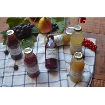 Confezione mix da 12 succhi di frutta