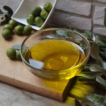 """Olio extravergine di oliva del beneventano """"Cuore d'Ortice"""""""