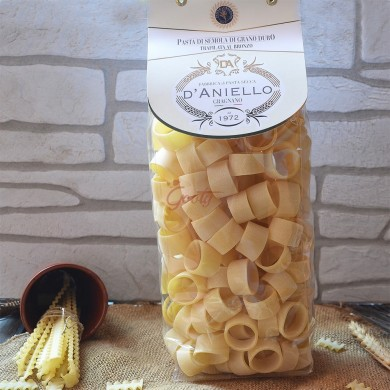"Pasta di Gragnano ""Calamarata"" I.G.P."