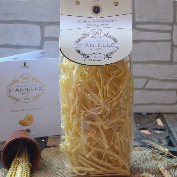"""Pasta di Gragnano """"Scialatielli"""" I.G.P."""