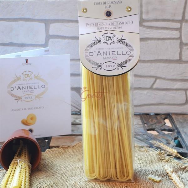 """Pasta di Gragnano """"Spaghetti alla chitarra"""" I.G.P."""